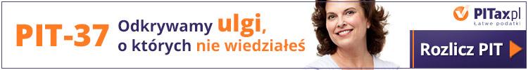 Rozlicz PIT 2015 online. Bez opłat. W PITax.pl