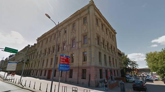Pierwszy Urząd Skarbowy Łódź Bałuty